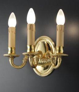 Art. 530/A3, Klassische Applikation mit Kerzenlicht