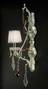 Art. Mary/A, Klassische Applikation mit Lampenschirm