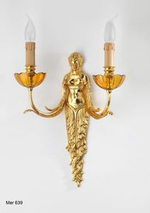 Art. MER 639, Dekorative Wandlampe