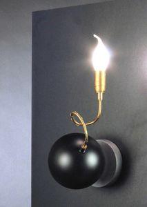 Art. TNT-A, Dynamit kugelförmige Wandleuchte