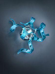 ASTRO Ø 25, Wandlampe aus geblasenem Glas