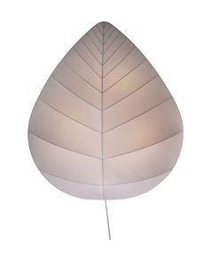 Eden AP103 1B INT, Blattförmige Wandleuchte