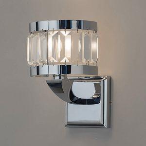 L3223, Wandlampe mit Kristallanhängern