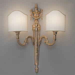 L32242, Wandlampe mit klassischen Dekorationen