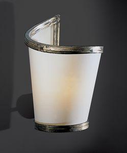 LOFT HL1088WA-1, Wandlampe mit Goldverzierung