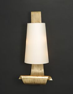RICCIOLI LAMIERA HL1104WA-2, Wandlampe aus Eisenblech