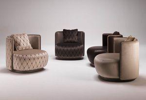 6100 Kir Royal/A, Sessel für Hotelhallen und Wohnzimmer