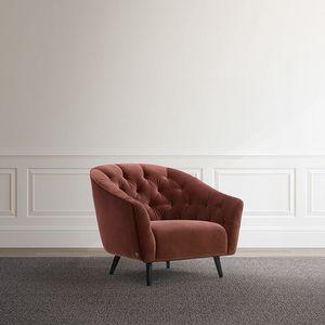 Amouage SL Sessel, Sessel mit nicht verformbarer Polsterung aus Polyurethanschaum