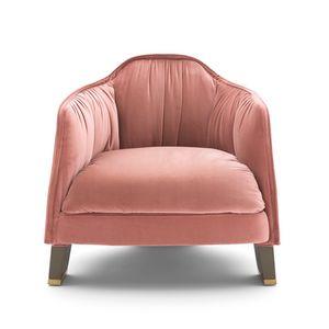 Edgar 03541, Bequemer gepolsterter Lounge Sessel