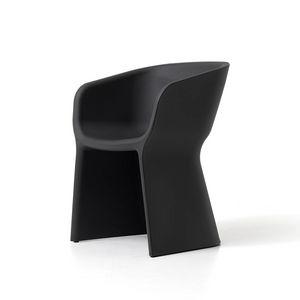 Margarita Sessel, Moderne Wanne Stuhl, in Polyethylen