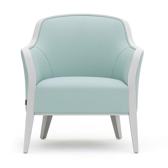 massivholz sessel f r den objektbereich idfdesign. Black Bedroom Furniture Sets. Home Design Ideas