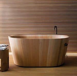 Ofurò, Holzbadewanne im japanischen Stil