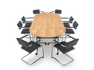 Tiani 02/2, Gepolsterte Sessel für Besprechungsräume und Büros