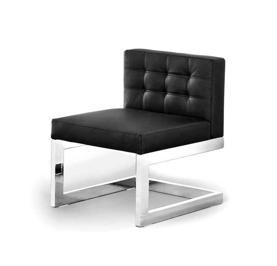 Sofas polstersitze sessel modern quadratisch idfdesign for Sessel quadratisch