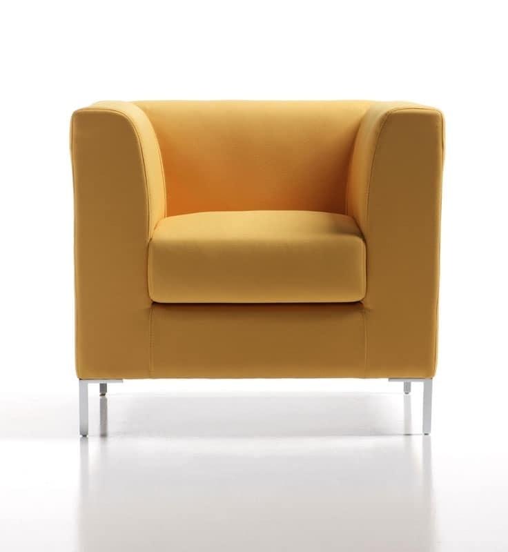 Sofas Polstersitze Sessel Modern Quadratisch Idfdesign