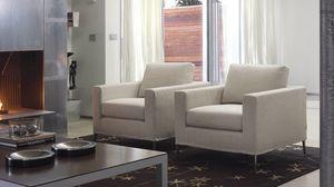 Grace, Sessel mit minimalen Linien