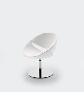 MYA, Gepolsterte Stühle, verschiedene Metallbasen zur Verfügung, ideal für Empfangsbereiche