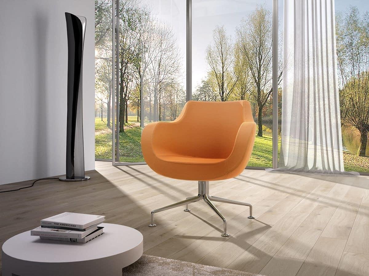 moderne sessel f r wohnzimmer moderner stuhl f r wartezimmer geeignet idfdesign. Black Bedroom Furniture Sets. Home Design Ideas