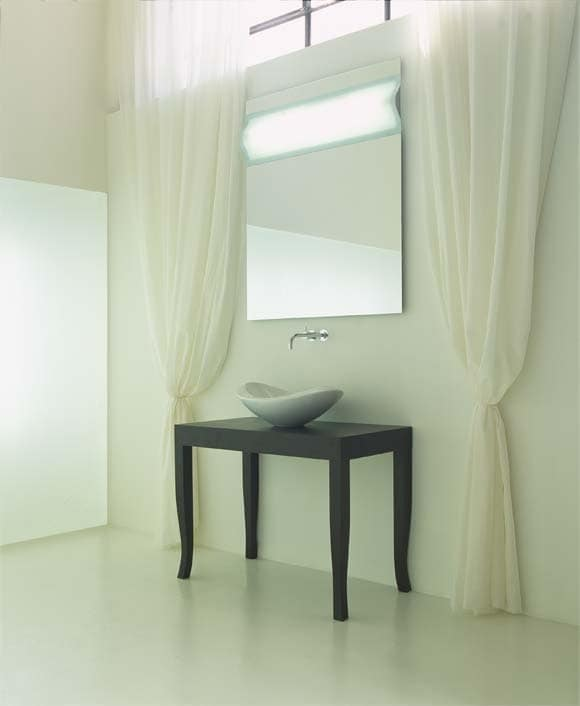 waschbecken holzplatte die neuesten innenarchitekturideen. Black Bedroom Furniture Sets. Home Design Ideas