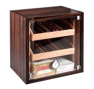 82370 Dakota, Befeuchteten Zigarrenschrank, geeignet für den Tabak
