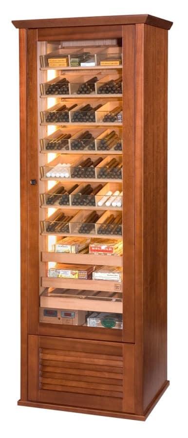 luftfeuchtigkeit gesteuert zigarrenschrank f r tabak shop idfdesign. Black Bedroom Furniture Sets. Home Design Ideas