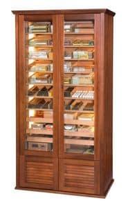 82437 Grand Clima, Humidore, Anlage Schaufenster für Zigarren, für Tabak-Shop