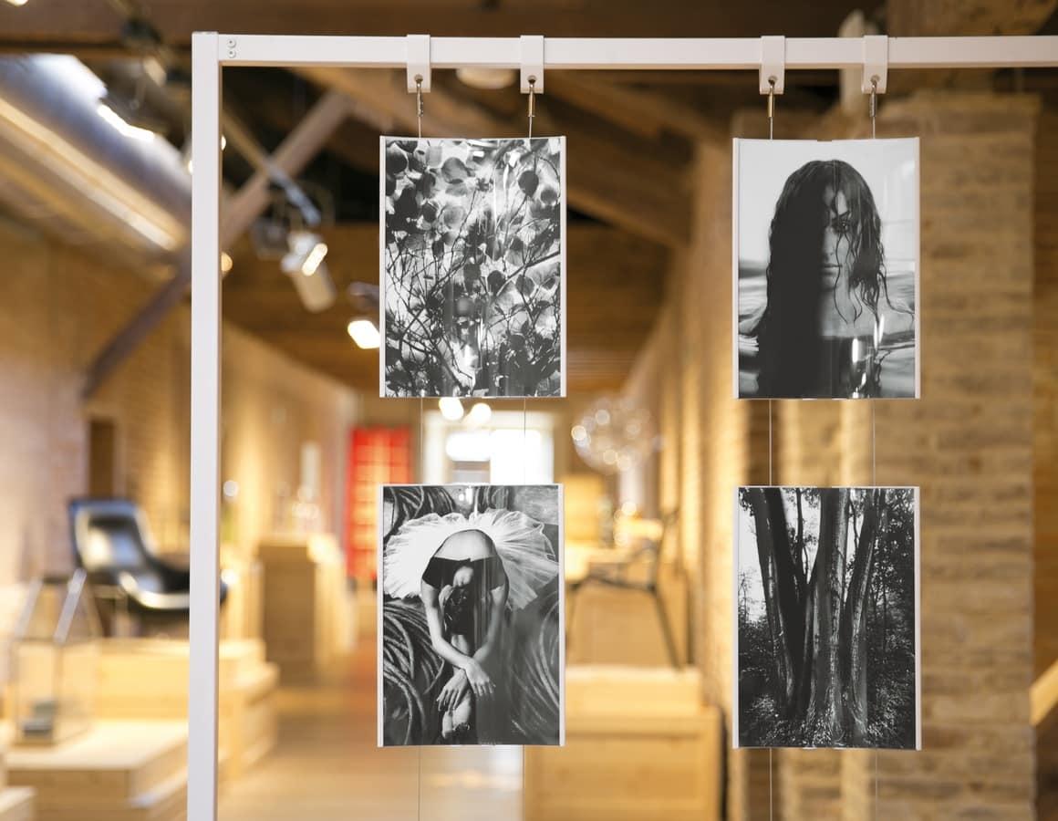 Koala/Archimede display, Ergänzung für das Büro, Aussteller für Banken und Museen