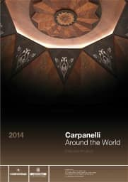 Carpanelli Projects 2014