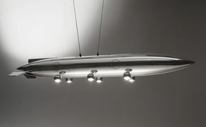 AIR-ALP0170, Lampe mit Alpha Jet Tank