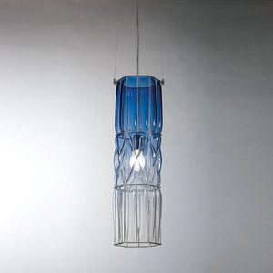Eclissi Rs192-090, Pendelleuchte aus Glas