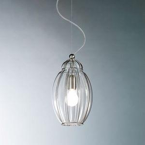 Nautilus Rs203-030, Pendelleuchte aus mundgeblasenem Glas