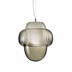 Oround Ls640-035, Lampen aus mundgeblasenem Glas