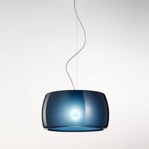 Philadelphia Ls619-025, Satin Glas Lampe
