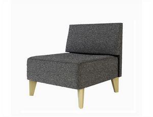 Urban 836 MOD, Modularer Sessel für Wartebereiche