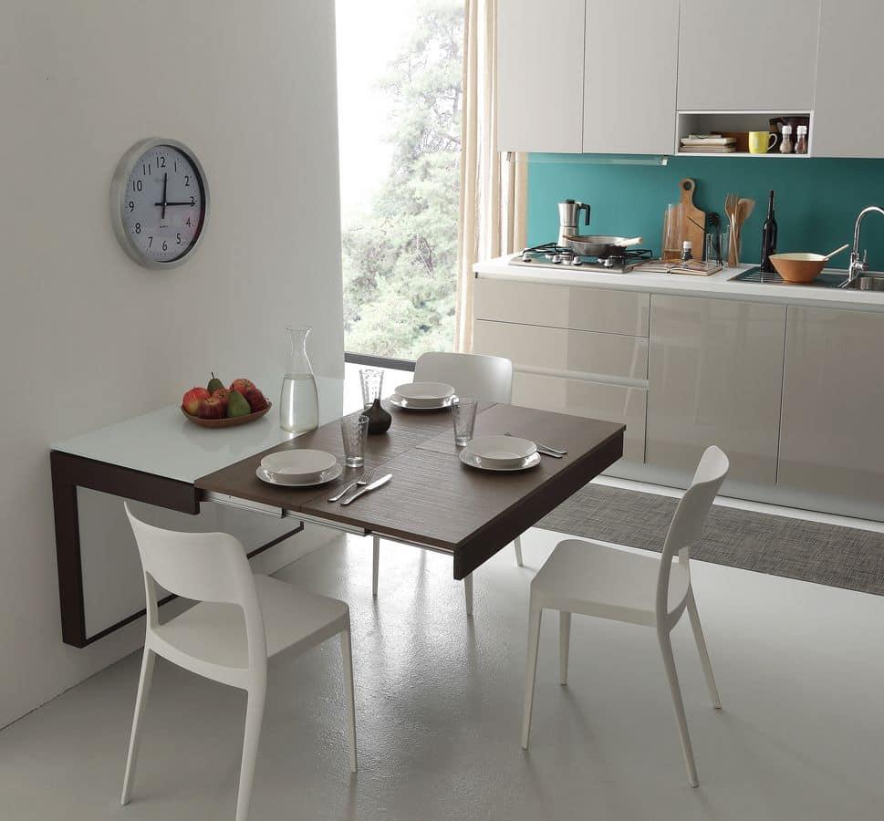 Moderner Tisch Ideal Fur Wohnungen Idfdesign
