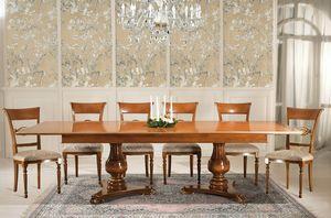 Art. 3502, Ausziehbarer Tisch im klassischen Stil