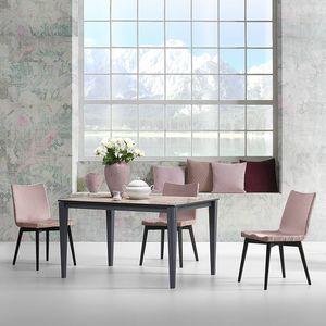 Paul, Tisch mit raffinierten und modernen Formen