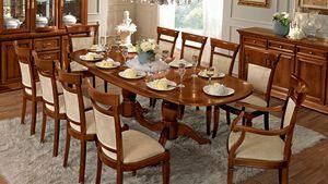 Treviso ovaler Tisch, Ovaler Tisch, für klassisches Esszimmer