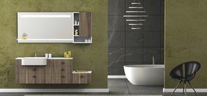 Torana TR 030, Badezimmerschrank mit integrierter Spüle