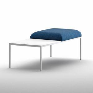Sharp BE+TABLET, Bank mit Tablette