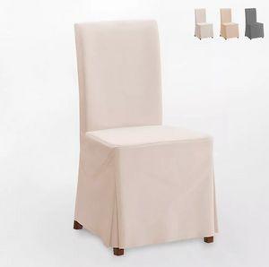 Polsterstuhl mit Holzauskleidung Im Herniksdal-Stil Komfort Luxus SCL147, Gekleideter Esszimmerstuhl