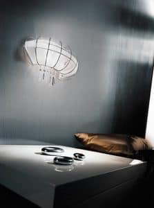 Full Moon applique, Moderne Wandleuchte mit schlanken und verlockenden Form