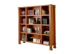 1001, Bücherregal aus massivem Holz