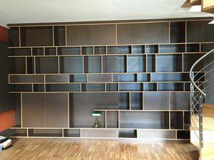 Art. A03, Bücherregal aus Holz