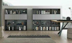 Comp. A120, Modulares Bücherregal