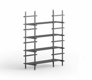Display, Einfaches und elegantes Bücherregal