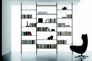 dl300 clark, Zweiseitiges modulares Bücherregal