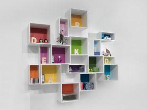 Easy box, Kleiderschrank für Kinderzimmer