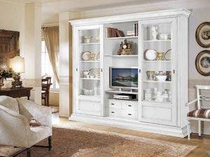 Stile Bücherregal, Ausgerüstetes Kabinett für elegante Wohnzimmer