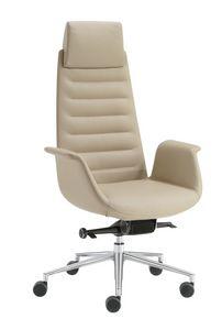 Modà, Executive Bürostuhl mit Kopfstütze